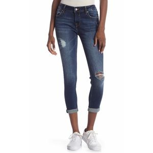 Vigoss Thompson Tomboy Distressed Jeans | 30